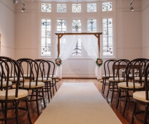 Linton and Kay Galleries Ceremony