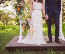 South West Wedding Ceremony