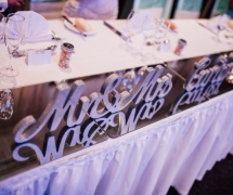 AQWA Wedding Reception