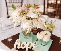 Blush and Mint Wedding