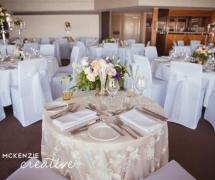 Bridal Table at Matilda Bay Restaurant