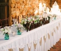 Chapel Farm Wedding Reception