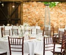 Chaple Farm Rustic Wedding