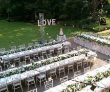 City Garden Wedding