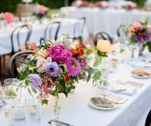 Garden Wedding at Lamonts House