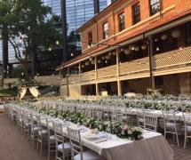 Lamonts Romantic Wedding Reception