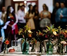 Mixed Bottel Vases