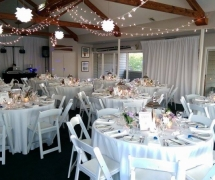 Swan River Rowing Club Wedding