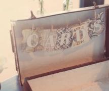 Vintage Cards Suitcase