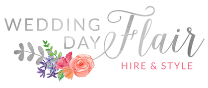 Logo Wedding Day Flair