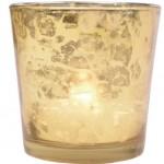 Gold Tea Light Holders