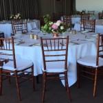 Walnut Tiffany Chairs