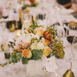 Lamonts Bishop House Wedding Decor