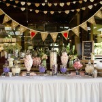 Love is Sweet Bunting Hire