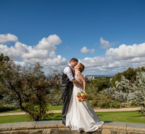 Wedding at Kings Park
