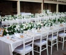 Long Tables at Lamonts Bishop House