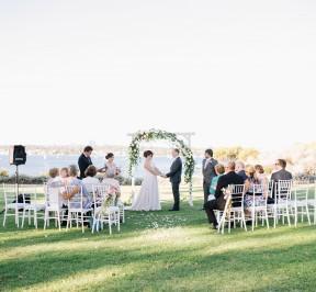 Bayview Park Mosman Park Wedding Ceremony