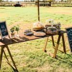 Wooden Rustic Table